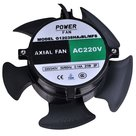 POWERFAN-VENTILATOR-230V-AC-120X120X38MM-KOGELL.-FRAMELOOS-ZUIGEND