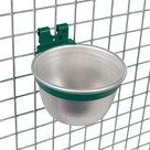 Aluminium-voer--drinkbakje-rond-ø-100mm