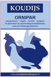Koudijs Ornipar snot/luchtweg 500 ml (inhoud flacon goed voor 33 liter oplossing)